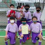 "<span class=""title"">4年「DREAM CUP」上位トーナメント優勝</span>"
