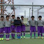 "<span class=""title"">4年「DREAM CUP」下位トーナメント優勝</span>"