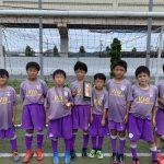 "<span class=""title"">3年「Enjoy Football 2021」敢闘賞</span>"