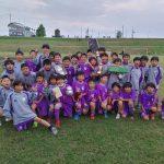 "<span class=""title"">6年「Dream Football in KAZO U-12」3位</span>"